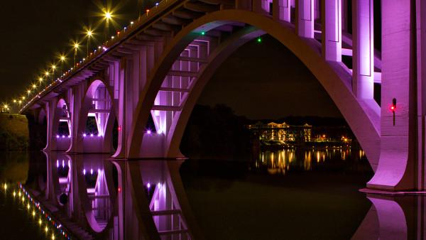 Knoxville TN Bridge