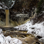 Outlet Falls - Winter